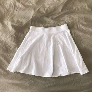 **REDUCED PRICE FOR A LIMITED TIME** White Skirt