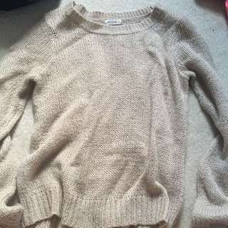 Nude Knit Sweater