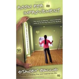 Book_Room for Improvement by Stacey Ballis
