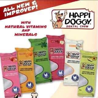Promo: Happi Doggy Dental Treats