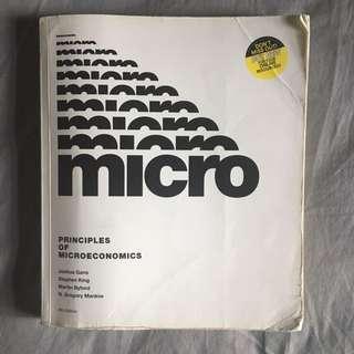 Microeconomics - Principles Of Microeconomics