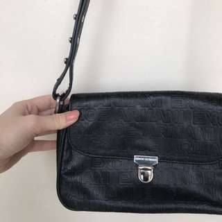 armani exchange women bag sling