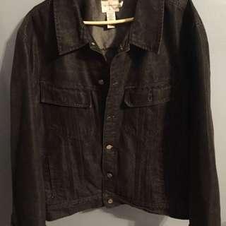 Men's Jean Calvin Klein Jacket