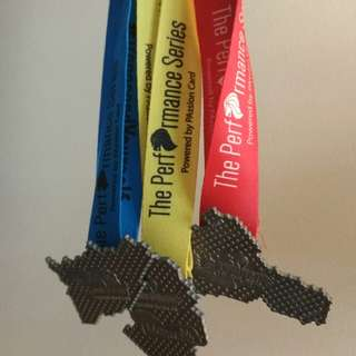 Finish Medal - Performance Series