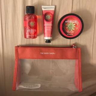 The Body Shop Beauty Bag
