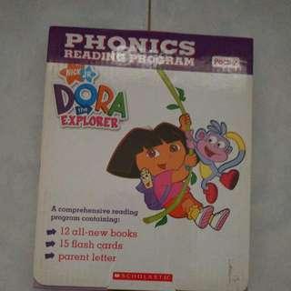 (REDUCED PRICE) Phonics Books