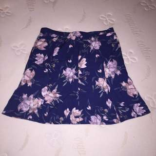 Talula Floral Skirt