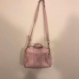 Alexander Wang Pale Pink Rocky Bag