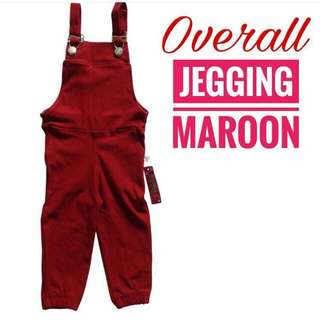 Unisex Overall Jegging 1-4 yrs