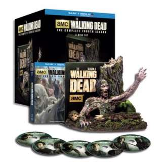 The Walking Dead: Season 4 Limited Collector's Edition