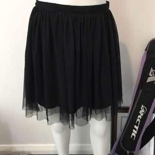 Glasson Black Skirt