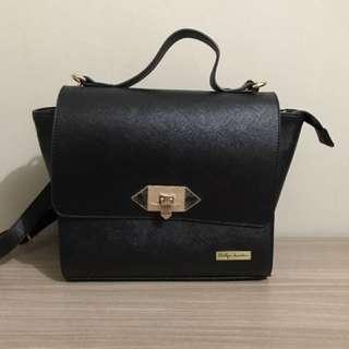 Philipe Jourdan Black Bag