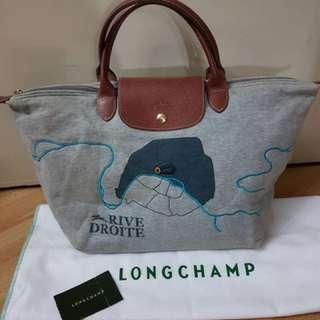 Limited edition Longchamp Paris