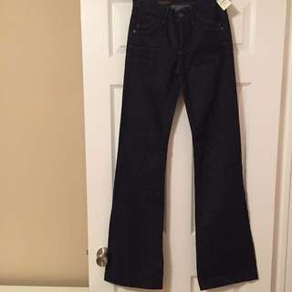 Citizens of Humanity Medium Rise Wide Leg Jeans