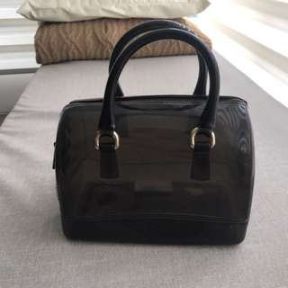 AUTHENTIC Furla  Candy Jelly Bag (Medium Size)