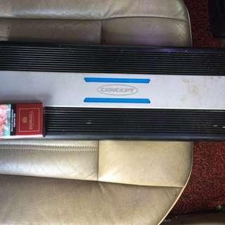 Concept Hon-1500 Monoblock Amplifier