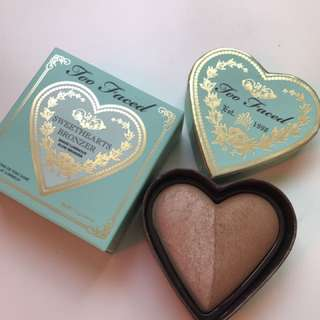 BN Too Faced Bronzer