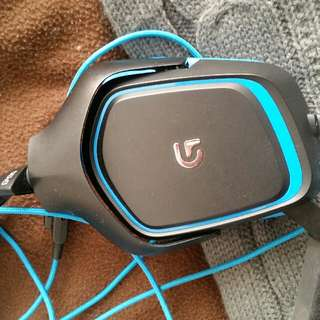 Logitech Gaming Headphones