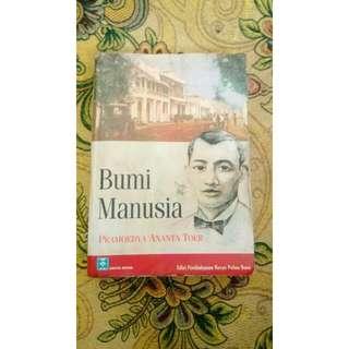 BUMI MANUSIA - Pramoedya Ananta Toer