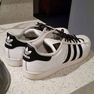 Men's Adidas Shoes Size 12