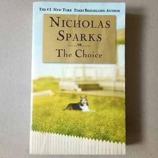 The Choice by Nicholas Sparks