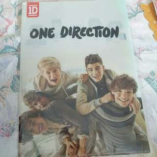 (Free)One Direction File