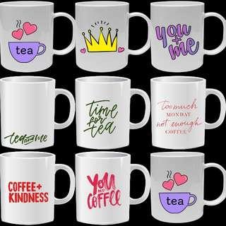 Mugs (Customized)