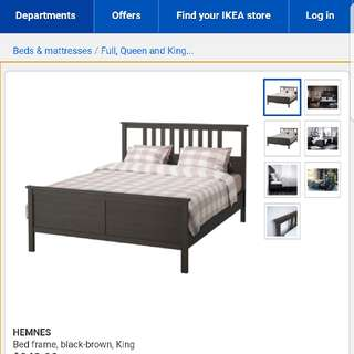 Bed Frames And Mattress (Prices Dropped)