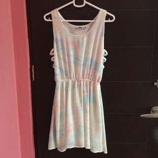 Cotton Candy Like Dress