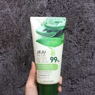 The Face Shop Soothing Aloe Vera Gel