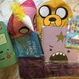 Adventure Time Stationary