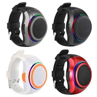 Speaker Sports Music Watch