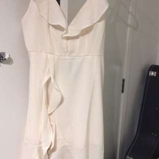 Cream Coloured Playsuit