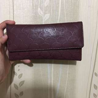 Marron Flash Wallet