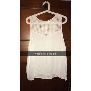 Witchery s16 Top