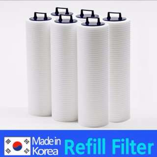 Dewbell Refill Filter F15 High Grade Type  / Water Filter / Made in Korea