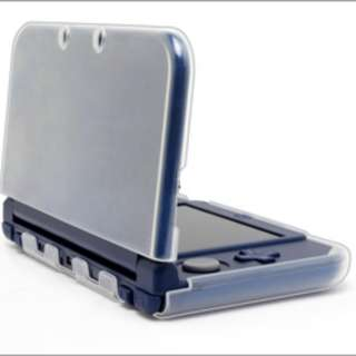 TPU Clear Cover for New Nintendo 3DS XL/LL
