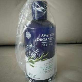 Avalon Organics Therapy Biotin B-Complex Thickening Shampoo (414 ml)
