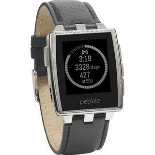 Pebble Time, Pebble Steel and Pebble 2 + Heart Rate Smart Watches