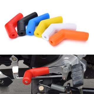 Motorcycle Sock Gear Lever Rubber Shift Case Protectors Cover