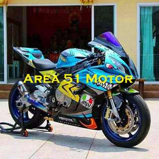 BMW S1000RR 2015 & 2016 2017 Fairing 100% Precision Guarantee MOST class 2b 2a 2 sportsbike Scooter fairings are available