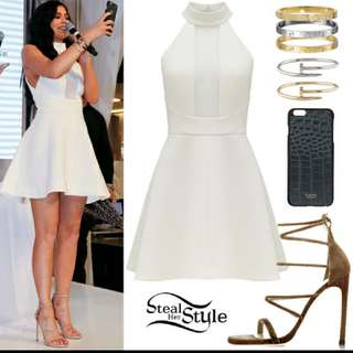 Kendall and Kylie Forever New Dress 10