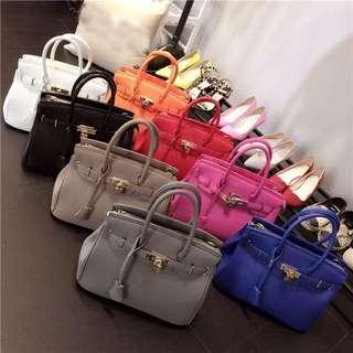 Leather I m Nt Hermes Bag