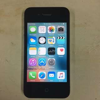 Repriced! Preloved Apple iPhone 4s 16GB