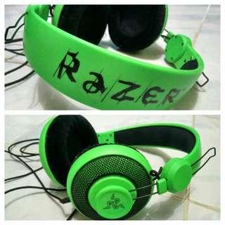 Used Razer Orca Kraken headphone