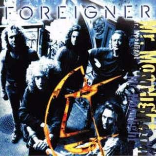 Foreigner - Mr Moonlight CD Brand New Original