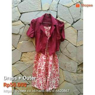 Dress + Outer