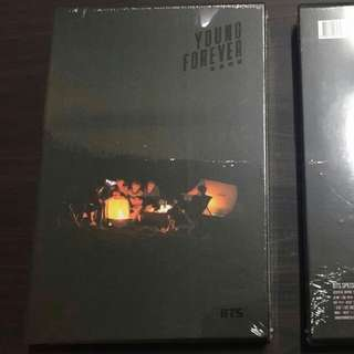 BTS Young Forever Night Version (sealed)