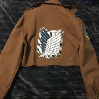 SNK/AOT Cosplay Jacket