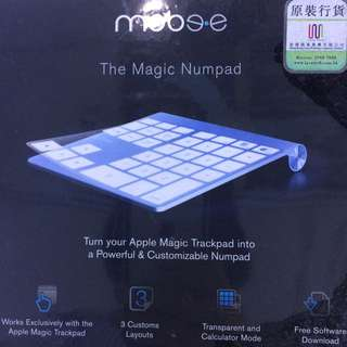 全新原裝MOBEE the Magic Numpad for trackpad